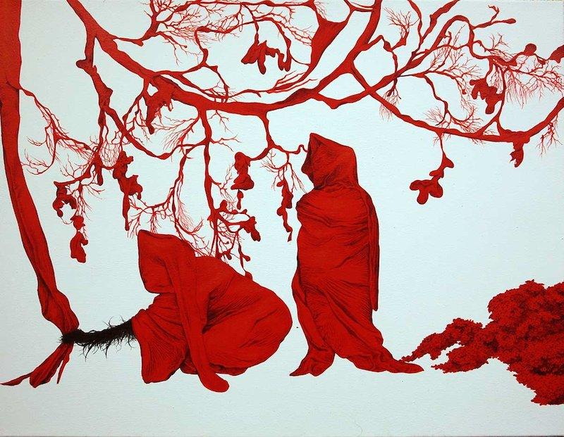 © Jesús Zurita | Herrero de Tejada | MARTE Feria Internacional de Arte Contemporáneo