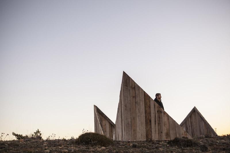 Enclave Land Art | Marte Lab | | MARTE Feria Internacional de Arte Contemporáneo