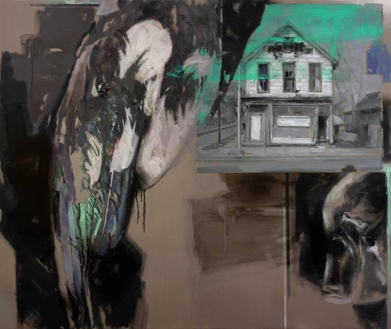 © Carlos Asensio | Menuda Galería | MARTE Feria Internacional de Arte Contemporáneo | Joan Feliu